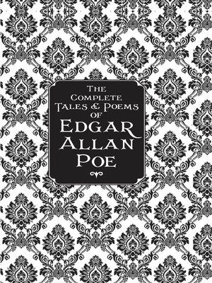 cover image of The Complete Tales & Poems of Edgar Allan Poe