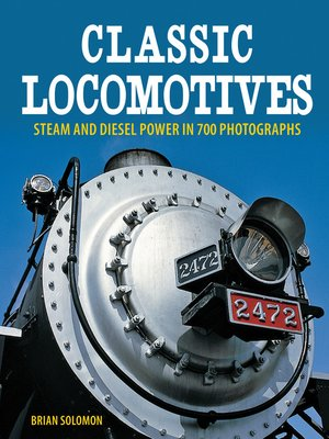 cover image of Classic Locomotives
