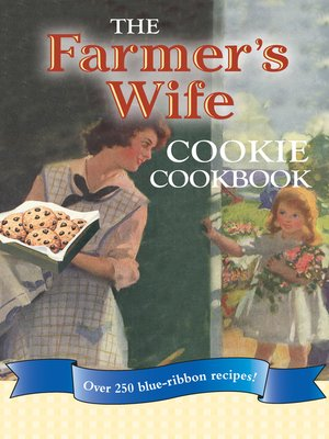 cover image of The Farmer's Wife Cookie Cookbook