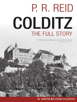 cover image of Colditz