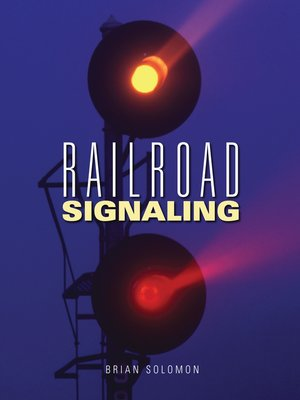 cover image of Railroad Signaling