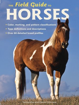 cover image of The Field Guide to Horses