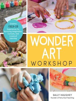 cover image of Wonder Art Workshop