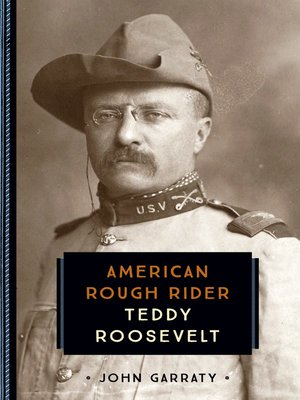 cover image of Teddy Roosevelt