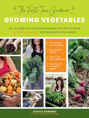 cover image of The First-Time Gardener