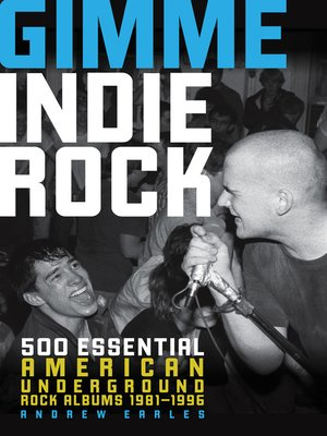 cover image of Gimme Indie Rock