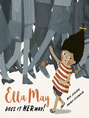 cover image of Ella May Does It Her Way