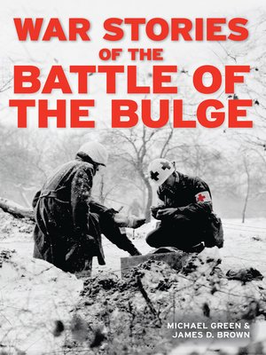 cover image of War Stories of the Battle of the Bulge