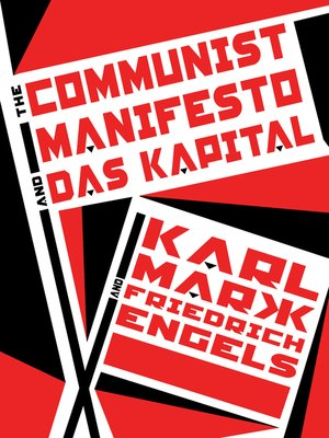 cover image of The Communist Manifesto and Das Kapital