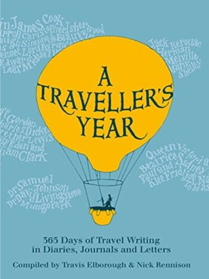 cover image of A Traveller's Year