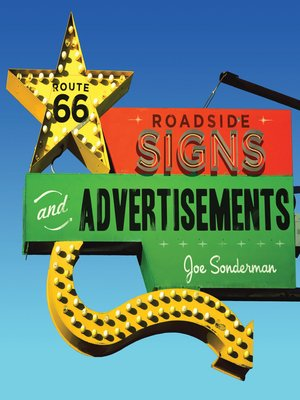 cover image of Route 66 Roadside Signs and Advertisements