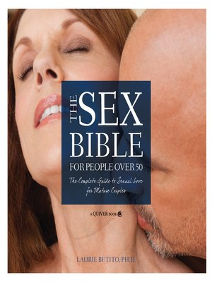 cover image of The Sex Bible For People Over 50
