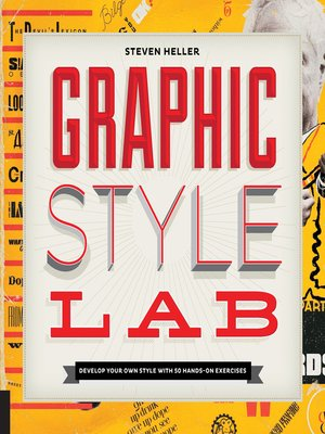 cover image of Graphic Style Lab