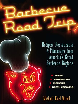 cover image of Barbecue Road Trip