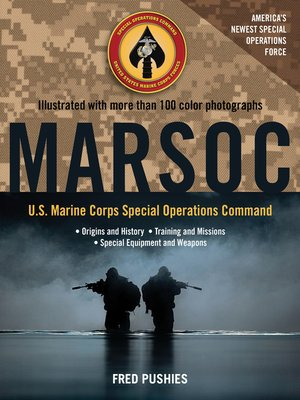 cover image of MARSOC
