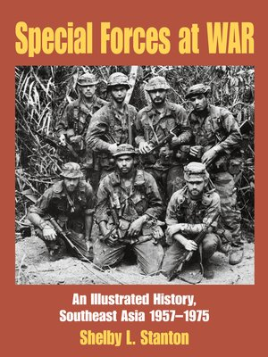 cover image of Special Forces at War