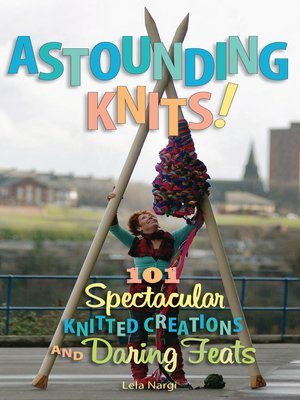 cover image of Astounding Knits!