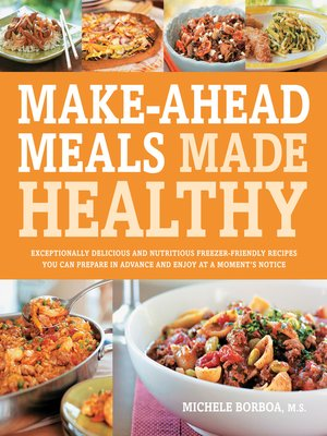 cover image of Make-Ahead Meals Made Healthy