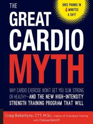 cover image of The Great Cardio Myth
