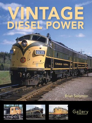 cover image of Vintage Diesel Power