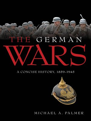 cover image of The German Wars