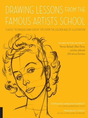 cover image of Drawing Lessons from the Famous Artists School