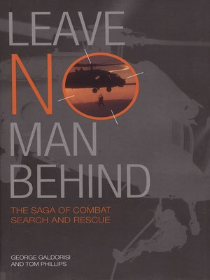 cover image of Leave No Man Behind