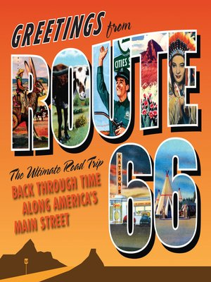 cover image of Greetings from Route 66