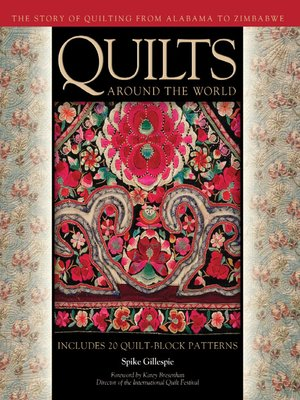 cover image of Quilts Around the World
