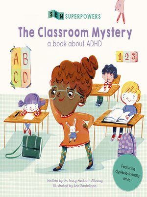 cover image of The Classroom Mystery