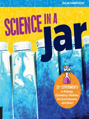 cover image of Science in a Jar