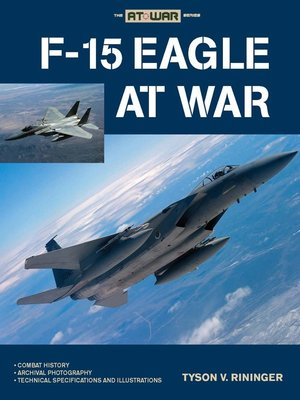 cover image of F-15 Eagle at War