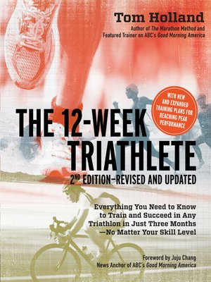 cover image of 12 Week Triathlete