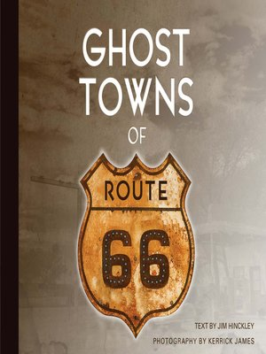cover image of Ghost Towns of Route 66