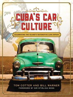 cover image of Cuba's Car Culture