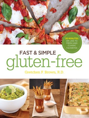 cover image of Fast and Simple Gluten-Free