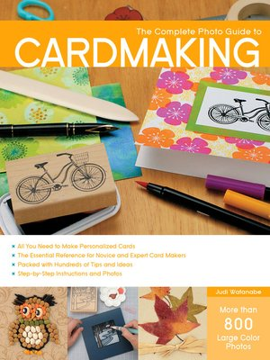 cover image of The Complete Photo Guide to Cardmaking
