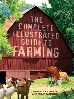 cover image of The Complete Illustrated Guide to Farming