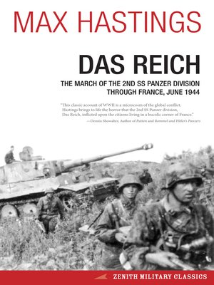 cover image of Das Reich