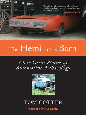 cover image of The Hemi in the Barn