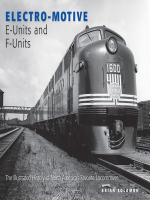 cover image of Electro-Motive E-Units and F-Units