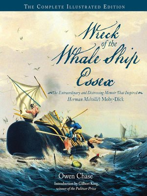 cover image of Wreck of the Whale Ship Essex
