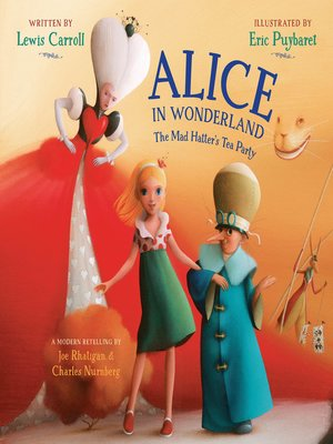 cover image of Alice in Wonderland: The Mad Hatter's Tea Party