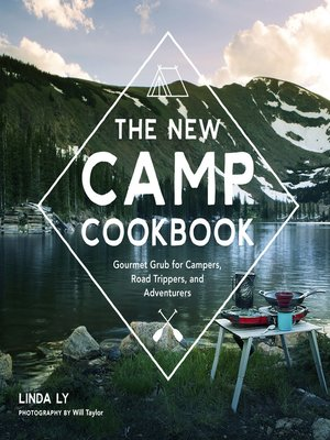 cover image of The New Camp Cookbook