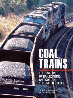 cover image of Coal Trains