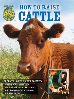 cover image of How to Raise Cattle