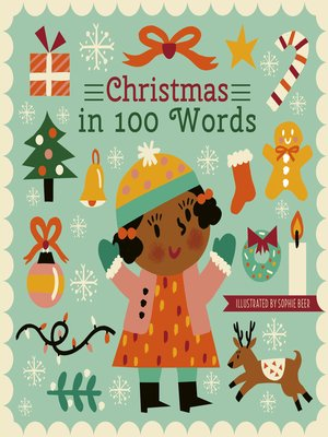 cover image of Christmas in 100 Words