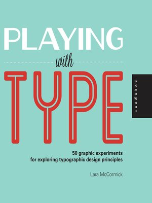 cover image of Playing with Type