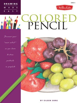cover image of Drawing Made Easy: Colored Pencil