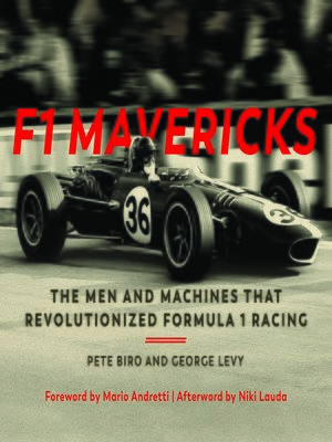 cover image of F1 Mavericks